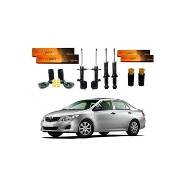 Imagem de Kit Amortecedor Dianteiro Traseiro Cofap Toyota Corolla 1.6 1.8 2.0 2009 A 2014