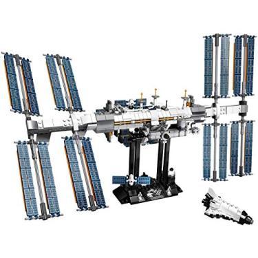 Imagem de LEGO IDEAS Estação Espacial Internacional 21321 (864 Peças)