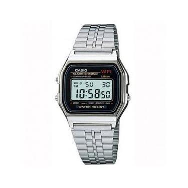 1309e9b9852 Relógio Casio Unissex Vintage A159WA-N1DF