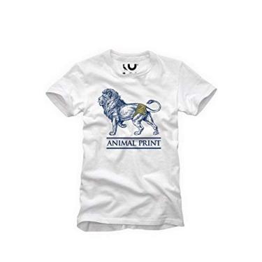 Camiseta Animal Print 78b5f40aeb7