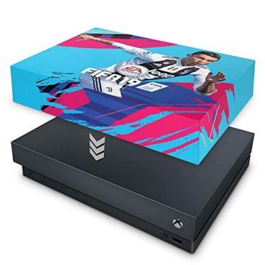 Capa Anti Poeira para Xbox One X - Fifa 19