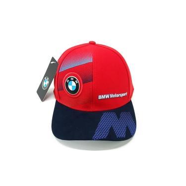 Boné Bmw Motorsport Vermelho BM12