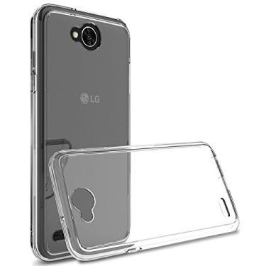 Capa Smartphone LG K10 Power 5.5 2017 M320 - Transparente