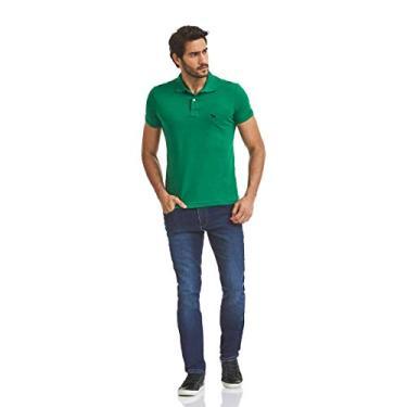 8c669f097d Pólo Acostamento Masculino Verde