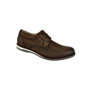 eb7b39e9af Sapato Masculino Marrom: Encontre Promoções e o Menor Preço No Zoom