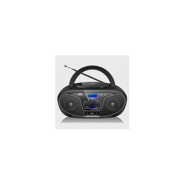Boombox Radio Portatil Jvc Micro System Bluetooth/usb/cd/radio/fm/sd