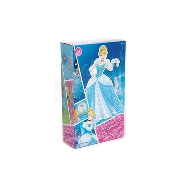 Imagem de Puzzle Contorno Cinderela - Princesas Disney - Grow