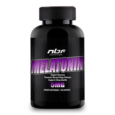 Melatonina 5mg  100 Cápsulas - NBF