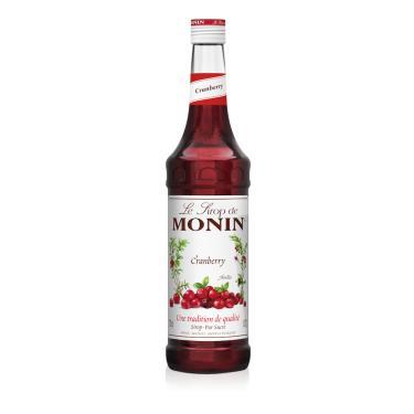 Xarope de Cranberry Monin 700ml