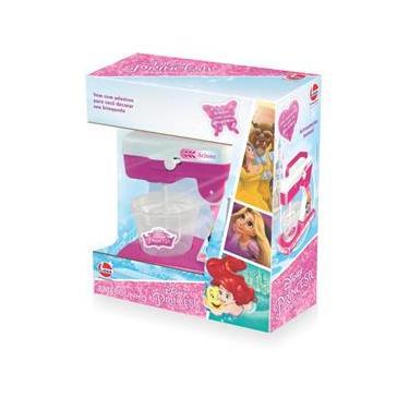 Imagem de Mini Batedeira Bate Bolinho Disney Princesas Lider Brinquedos Ref 573