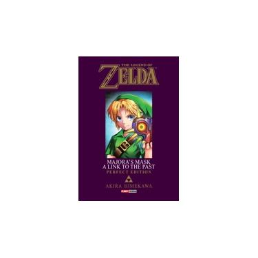 The Legend of Zelda. Majora's Mask - Akira Himekawa - 9788542610932