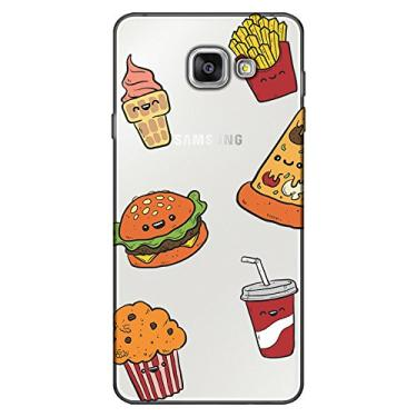 Capa Personalizada para Samsung Galaxy A5 2016 Comida - TP106