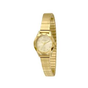 6a434db57de Relógio Feminino Analógico Condor Fashion CO2035KPD 4D – Dourado