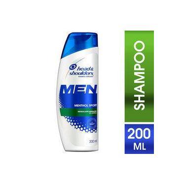 Shampoo Head E Shoulders Anticaspa Menthol Sport Men 200ml