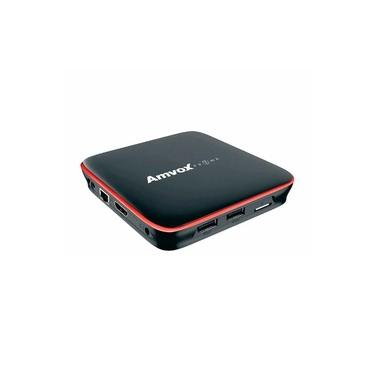 Smart Tv conversor smart 2gb 8gb Amvox ATV 108 Android 7.1.2 + Controle