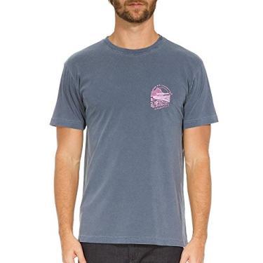 37fb380487 T-shirt Osklen Stone Open Air Concert Masculina - Tamanho Camiseta(m) Cores