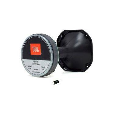 Driver JBL Selenium D250 Trio - 200 Watts RMS + Corneta Curta + Capacitor