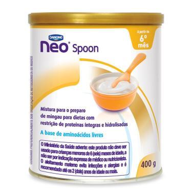 Mistura para Mingau Neo Spoon com 400g Danone 400g