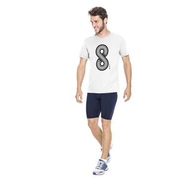 T-Shirt 88, Speedo, GG, Branco
