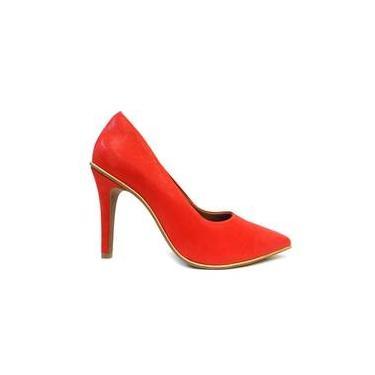 50fd283d1 Sapato Feminino Scarpin Ramarim Americanas | Moda e Acessórios | Comparar  preço de Sapato - Zoom