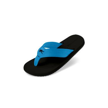 Chinelo Sandália Kenner Nk5.1 Basic Azul / Preto