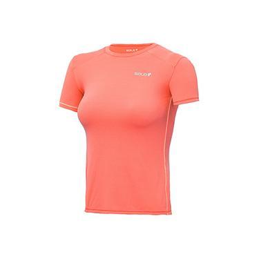 Camiseta Solo Ion UV Lady Rosa