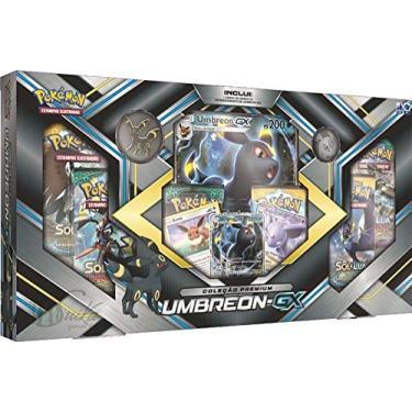 Imagem de Box de Cartas Pokémon Premium - Umbreon-GX - Copag