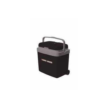 Mini Geladeira De Viagem 33l- Black E Decker- Bdc33l - Bivolt