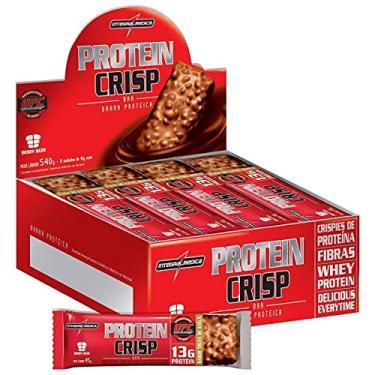 Crisp Bar (cx c/ 12uni) - Integralmédica - Trufa de Avelã