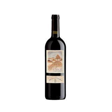 Vinho Michele Chiarlo Il Principe Nebbiolo Langue Doc 2016 Tinto Itália 750 Ml