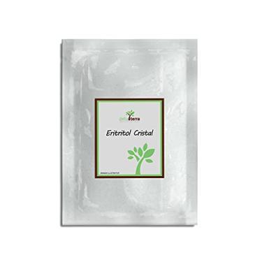 Eritritol Cristal Puro Adoçante Natural 1Kg Della Terra