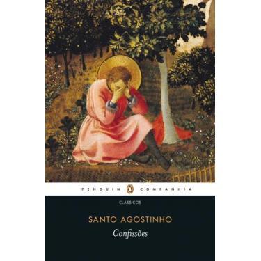 Confissões De Santo Agostinho - Santo Agostinho - 9788582850473