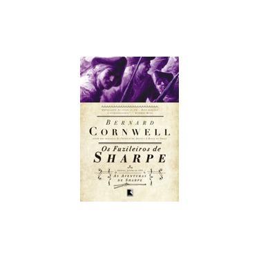 Os Fuzileiros de Sharpe - As Aventuras de Sharpe - Cornwell, Bernard - 9788501070487