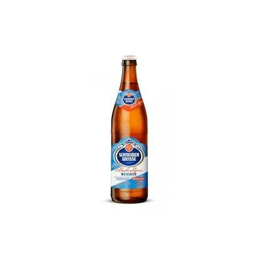 Cerveja De Trigo Sem Álcool Schneider Weisse 500 Ml Alemanha