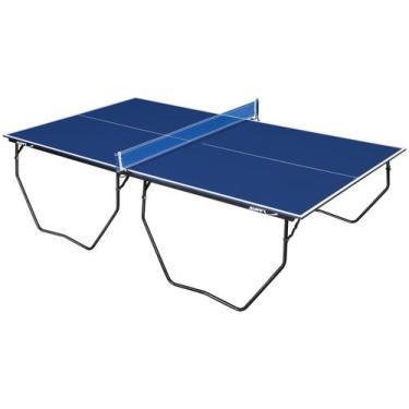 Mesa de Ping Pong Dobrável 15mm Klopf 1007