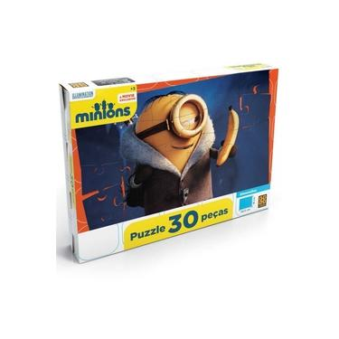 Imagem de Quebra Cabeça Minions 30 Peças Ref 03245 Grow