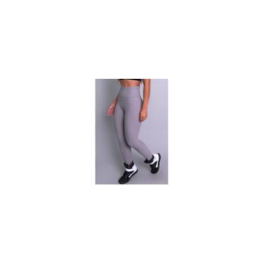 Imagem de Kit 10 Calça Legging Feminina Cintura Alta Bolha Fitness Academia Mvb Modas