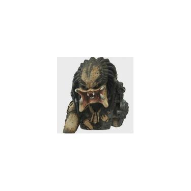 Imagem de Boneco Predador Unmasked Busto Cofre Bank Bust Diamond Select Toys