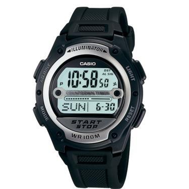 b1d35f41567 Rubi PresentesComprar · Relógio Casio Digital Masculino W-756-1AVDF