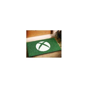 Imagem de Tapete Geek xbox 60x40 - verde bandeira