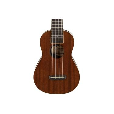 Ukulele Fender Seaside Soprano Natural