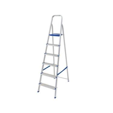 Imagem de Escada Alumínio 6 Degraus Mor - 5104