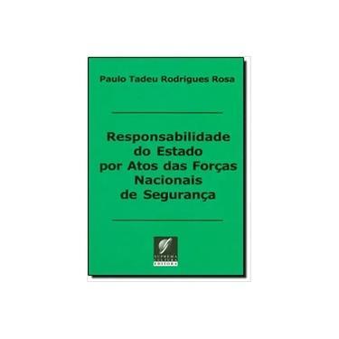 Imagem de Responsabilidade Do Estado Por Atos Das Forças Nacionais De Segurança