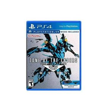 Zone of the Enders The 2nd Runner MARS C/ VR Mode - PS4