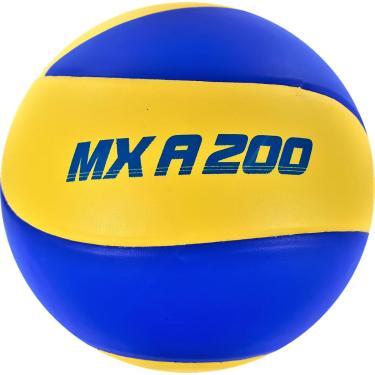 Bola Volei Oficial Vitoria Mxa 200 Pu Profissional 8c787dc61a7bf