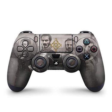 Skin Adesivo para PS4 Controle - The Order