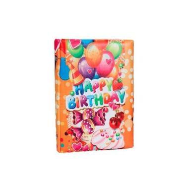 Álbum de Fotos 10x15 Aniversário Happy para 200 fotos - 90058/540900