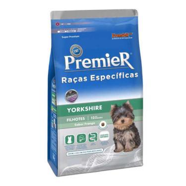 Ração Premier Pet Raças Específicas Yorkshire Filhotes - 1 Kg