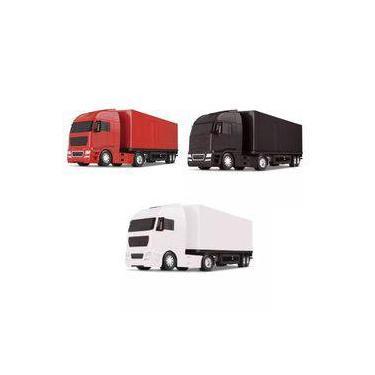 Imagem de Caminhão Diamond Truck Bau Carreta - Roma Brinquedos