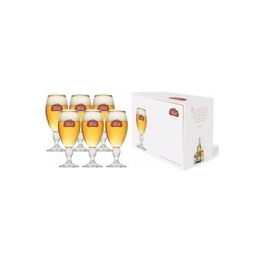 Taça Stella Artois 250ml - Caixa Colorida Com 6 Unidades